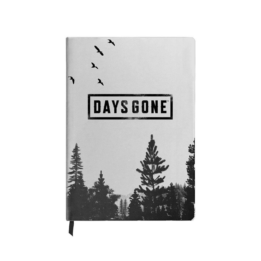 Days Gone Notebook A5 Logo