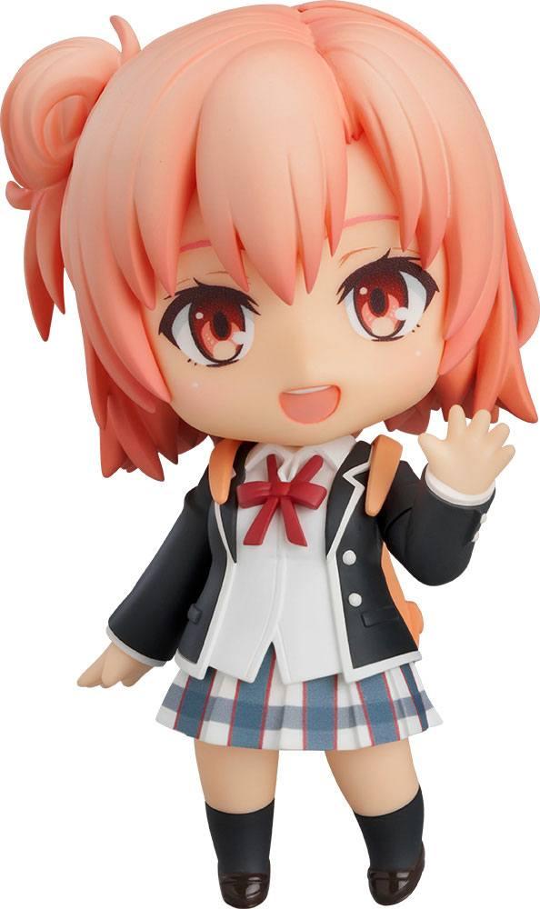 My Teen Romantic Comedy SNAFU Climax Nendoroid Action Figure Yui Yuigahama 10 cm