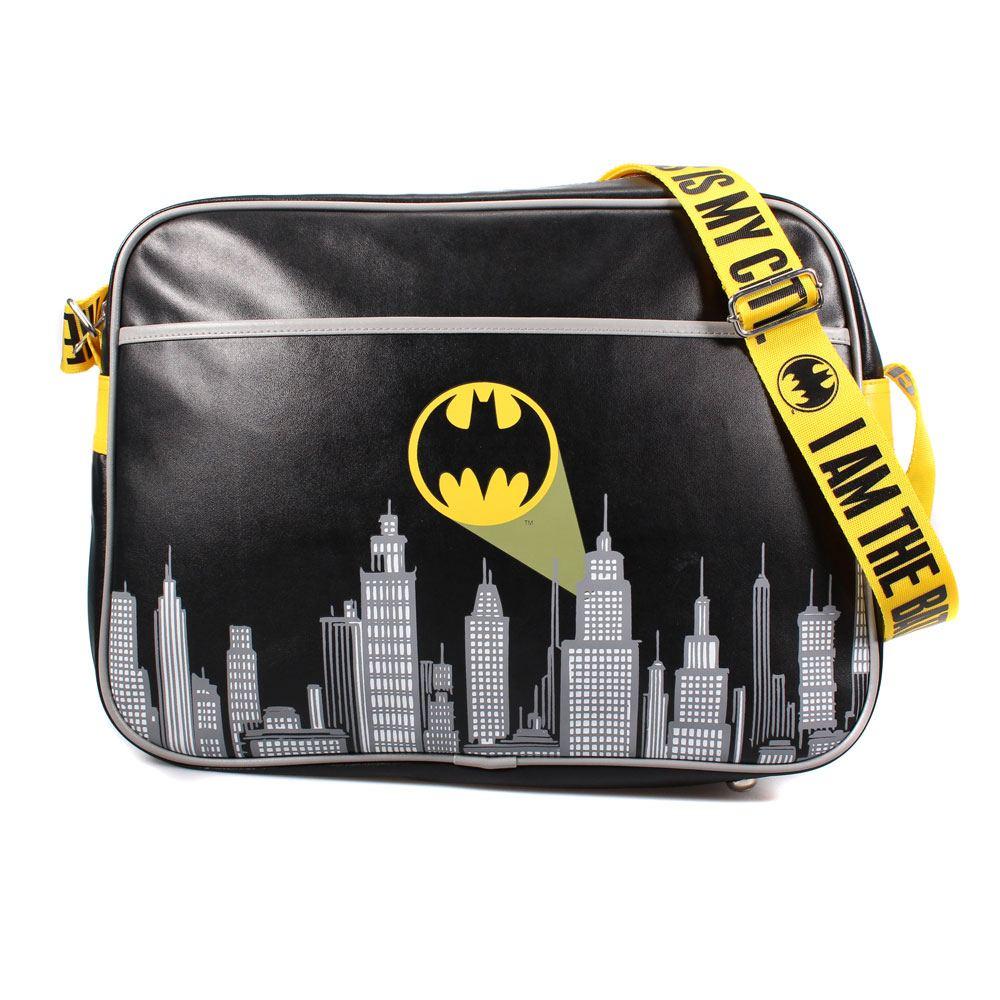 Batman Messenger Bag City Scene