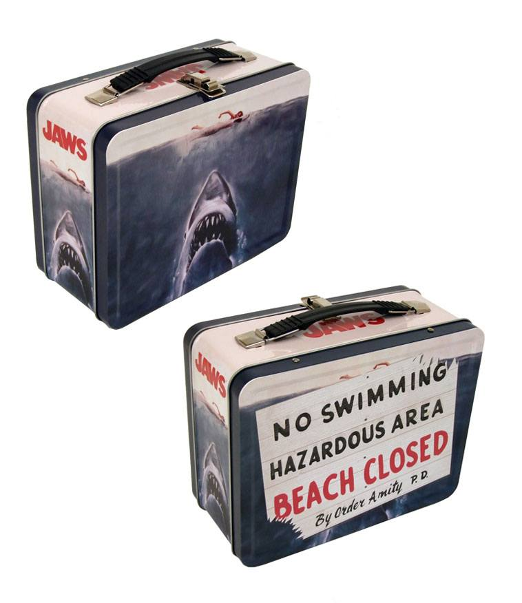 Jaws Tin Tote Beach