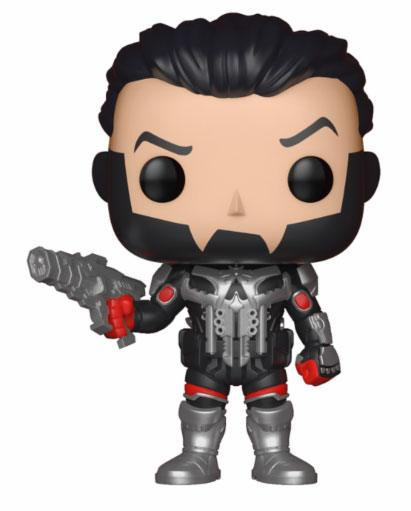 Marvel Contest of Champions POP! Games Vinyl Figure Punisher 2099 9 cm