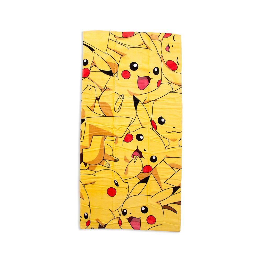 Pokemon Towel Boom 140 x 70 cm