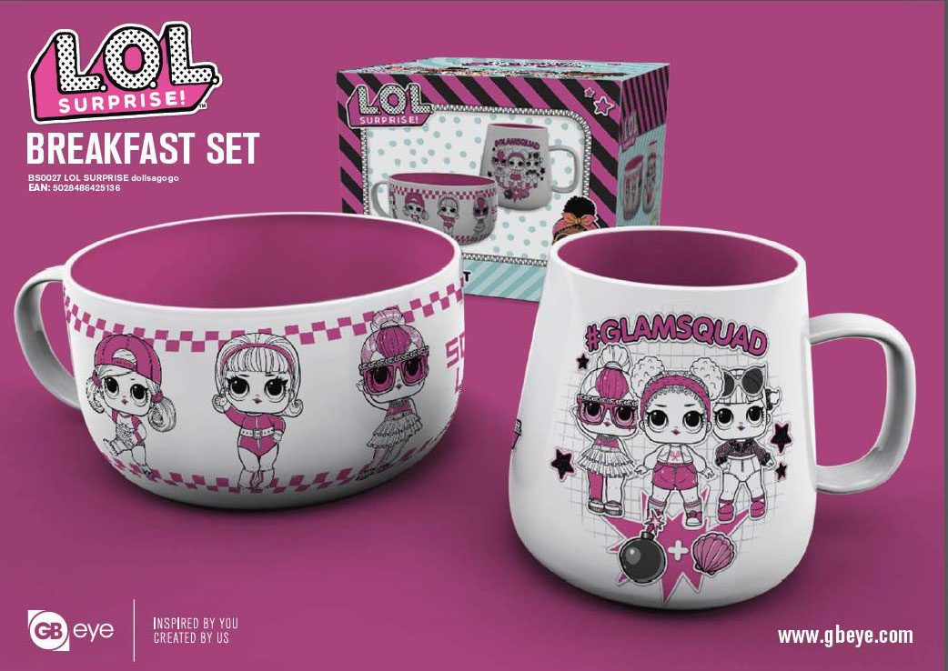 L.O.L. Surprise! Breakfast Set Dollsagogo