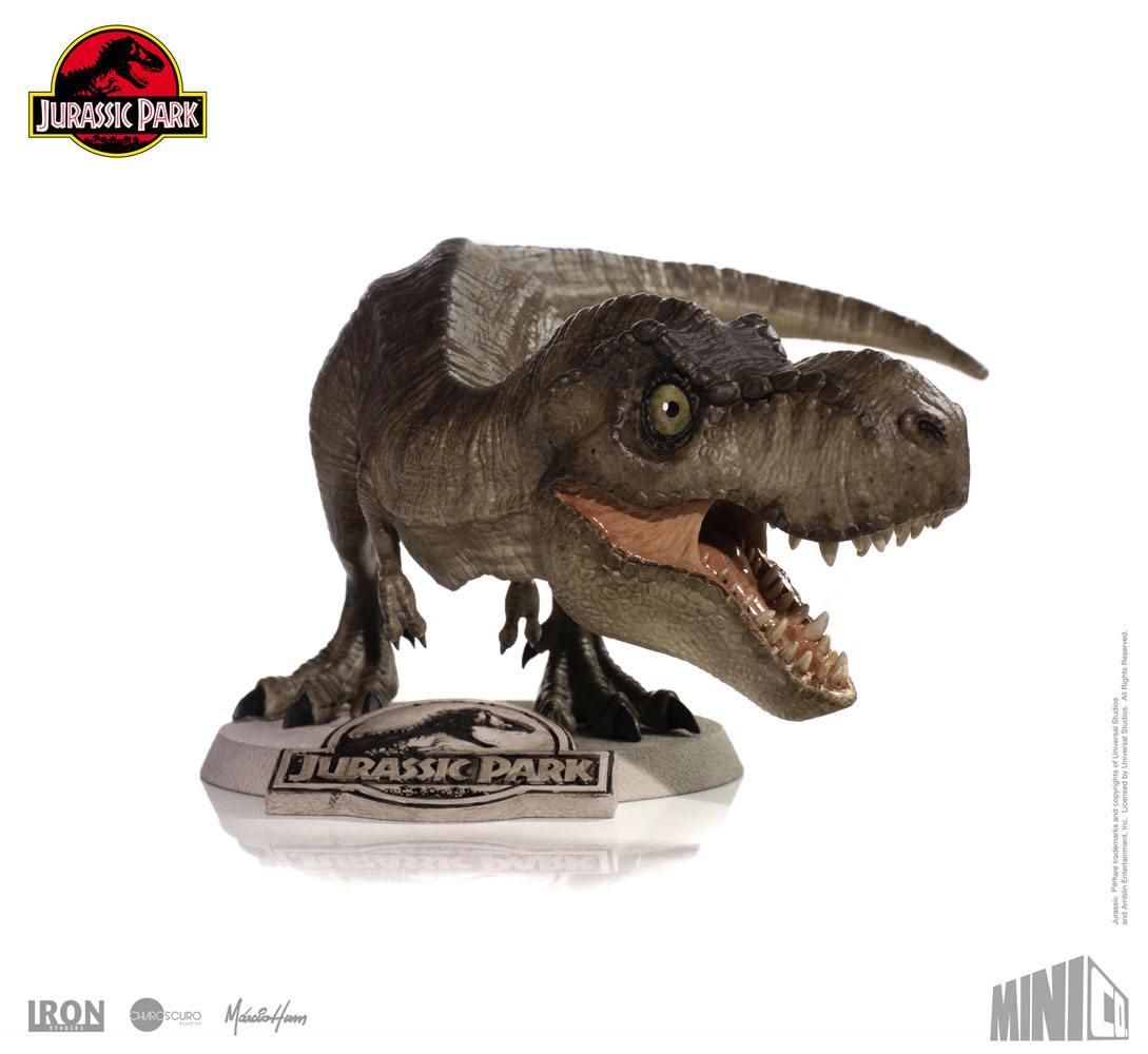Jurassic Park Mini Co. PVC Figure Tyrannosaurus Rex 24 cm