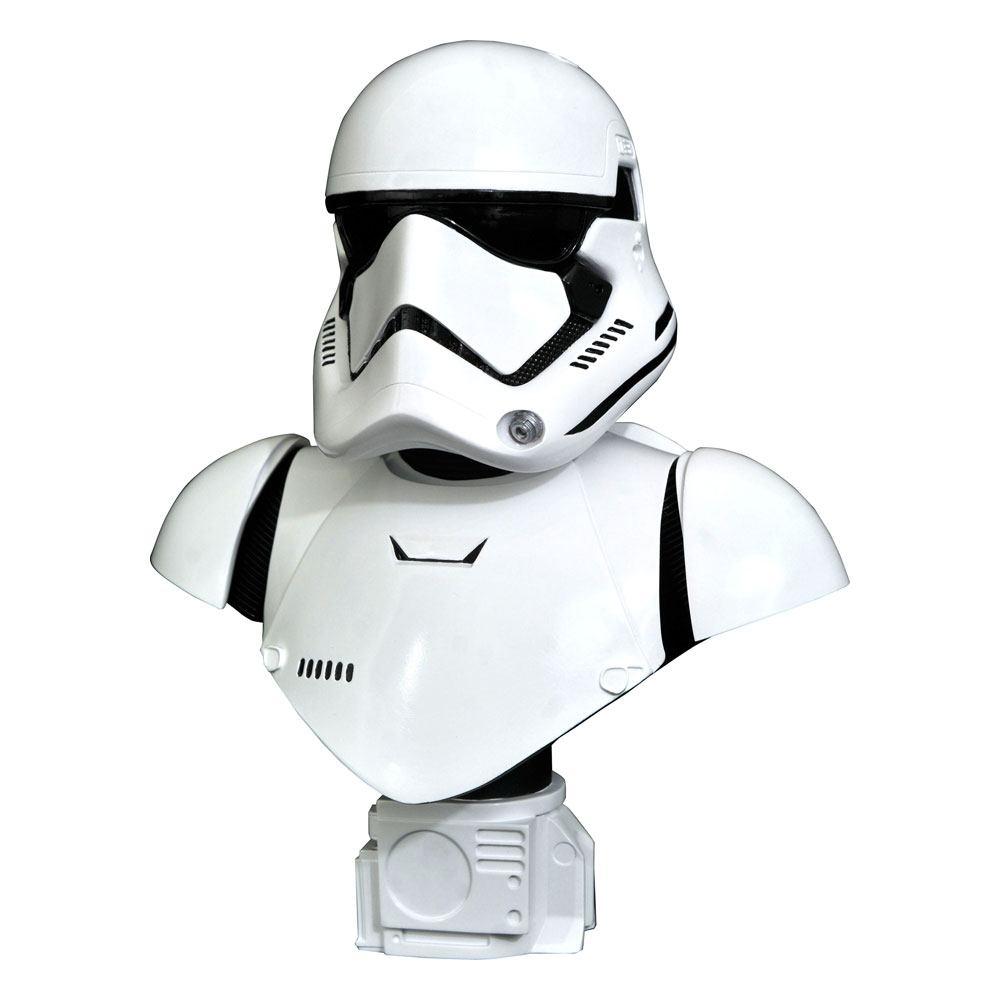 Star Wars Episode VII Legends in 3D Bust 1/2 First Order Stormtrooper 25 cm
