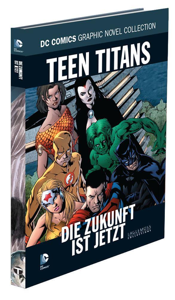 DC Comics Graphic Novel Collection #77 Teen Titans: Die Zukunft ist Jetzt Case (12) *German Version*