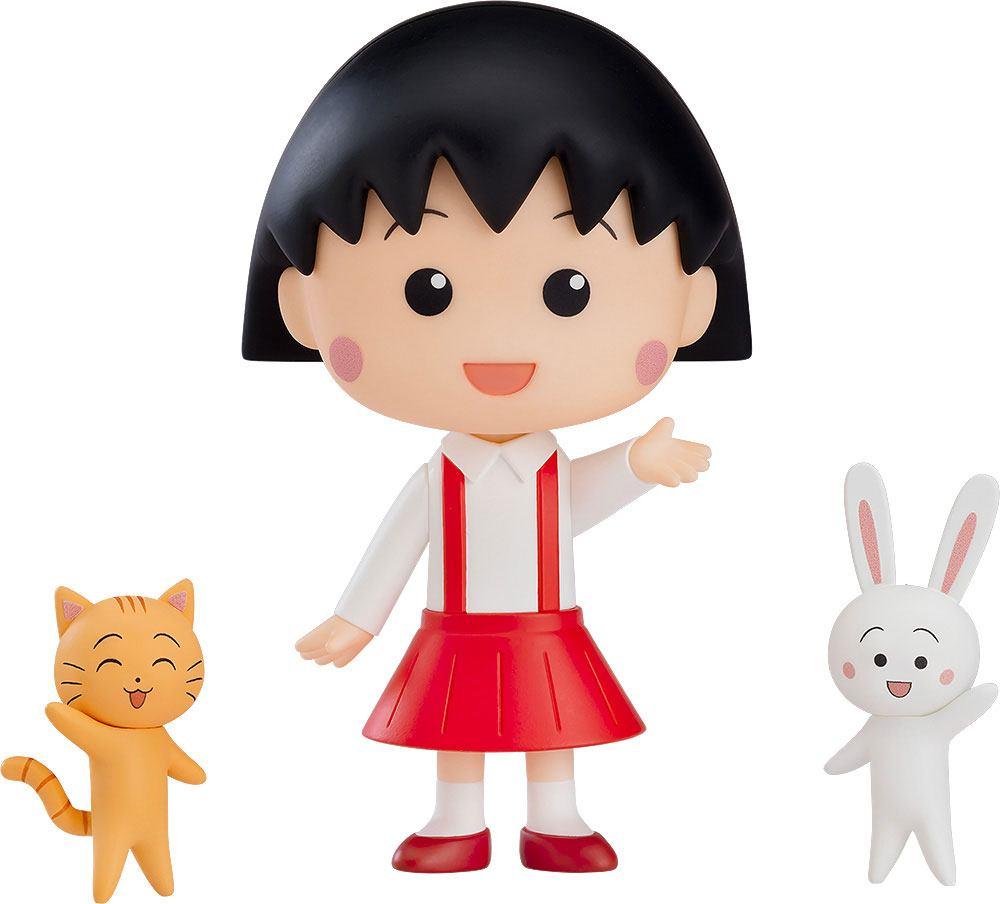 Chibi Maruko-chan Nendoroid Action Figure Chibi Maruko-chan 10 cm