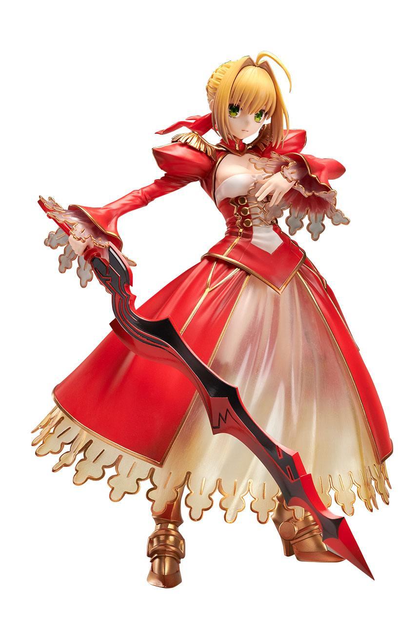 Fate/Grand Order PVC Statue 1/7 Saber/Nero Claudius 1st Ascension 23 cm