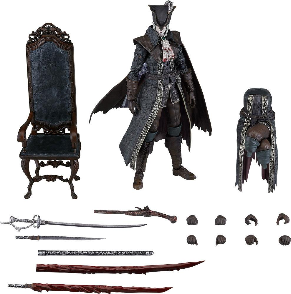 Bloodborne: The Old HuntersFigma Action Figure Lady Maria of the Astral Clocktower: DX Edition 16 cm