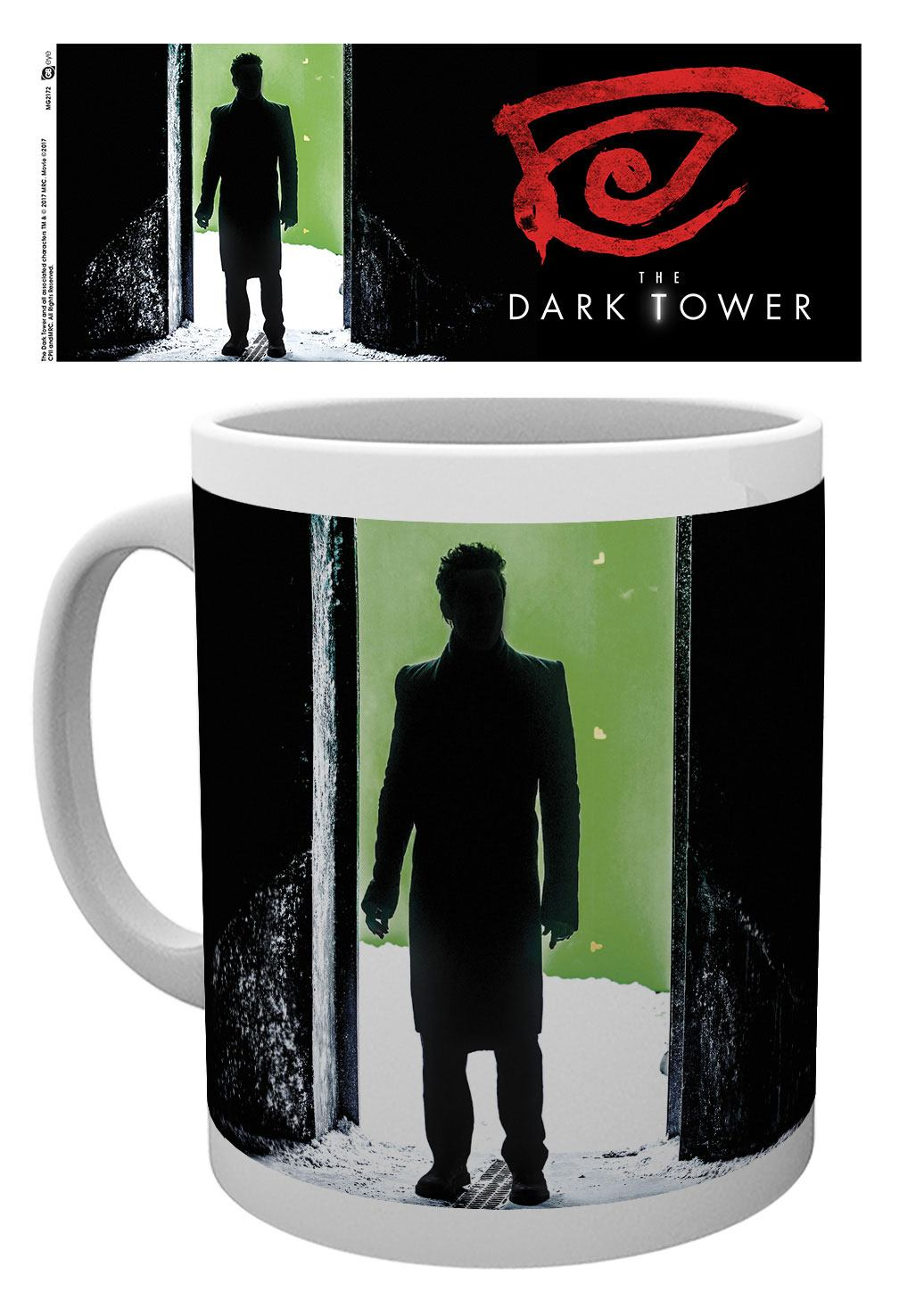 The Dark Tower Mug The Man in Black