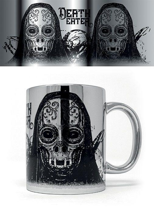 Harry Potter Metallic Mug Death Eater