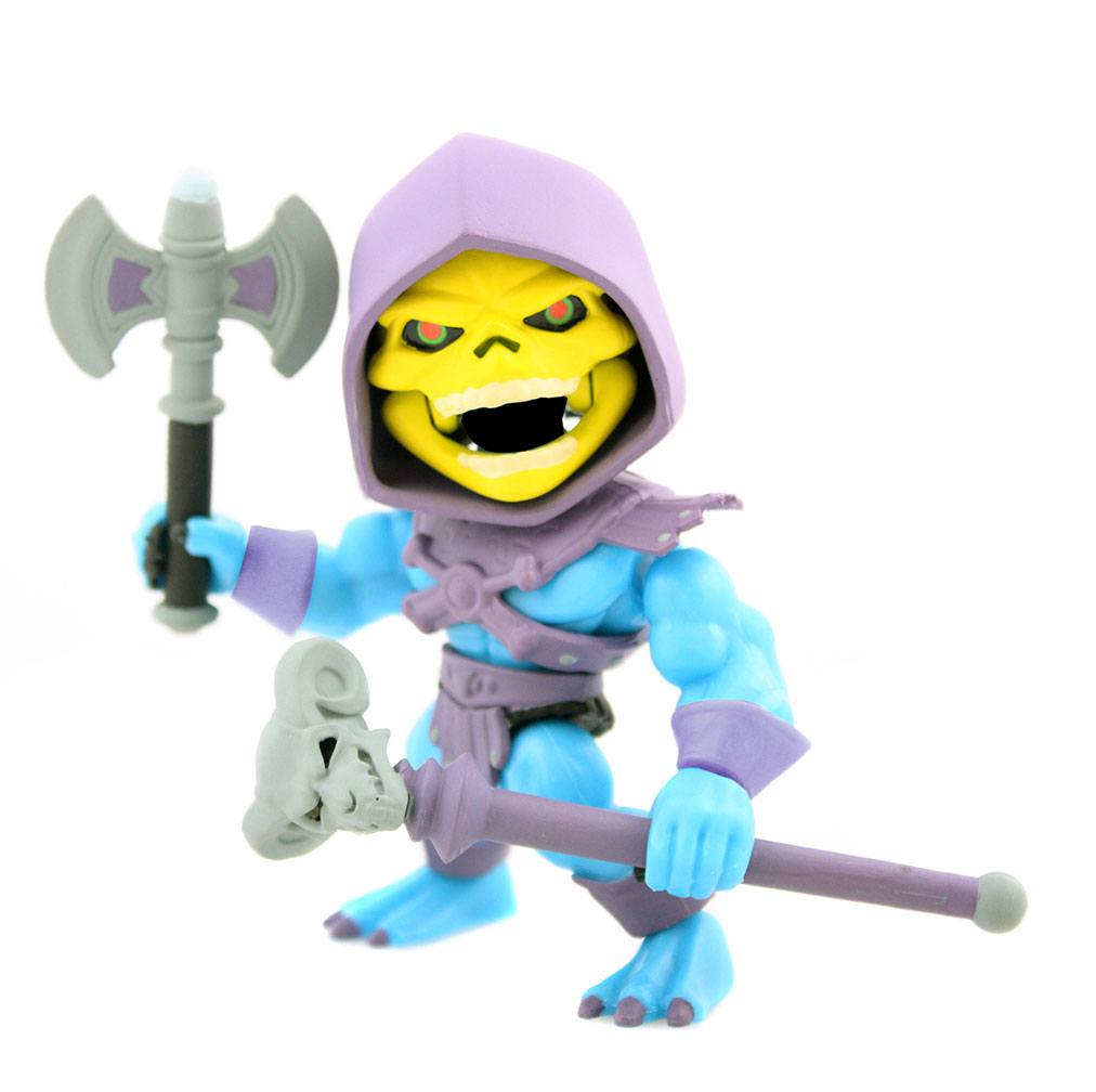 Masters of the Universe Action Vinyl Figure Skeletor Electric Ver. SDCC 2016 Exclusive 8 cm