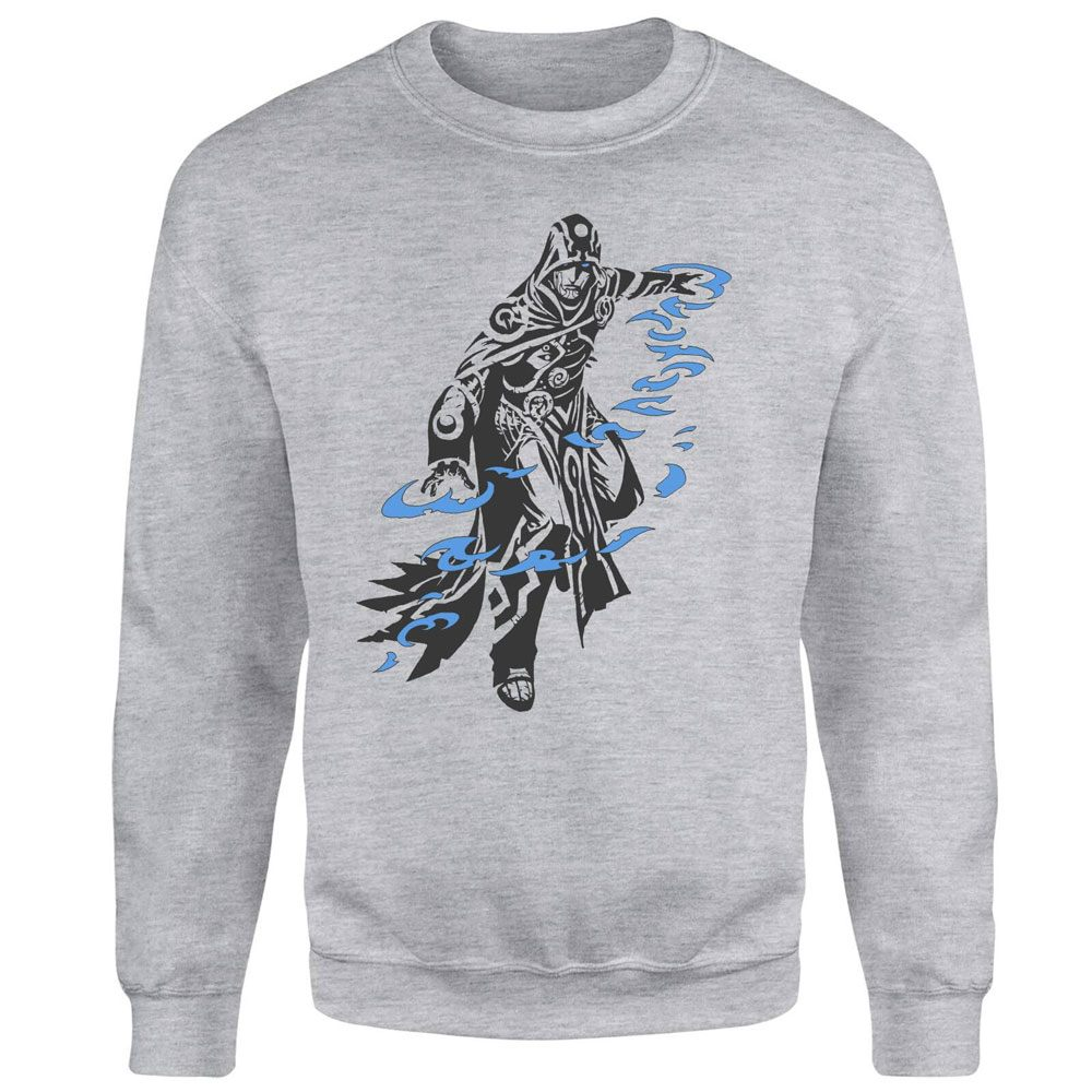 Magic the Gathering Sweatshirt Jace Character Art Size L