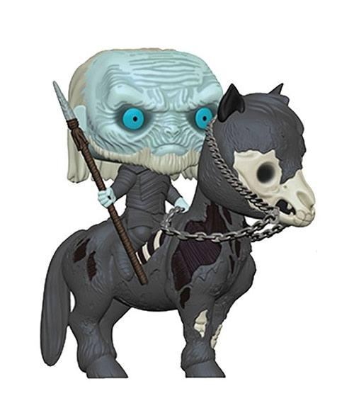 Game of Thrones POP! Rides Vinyl Figure White Walker on Horse 15 cm