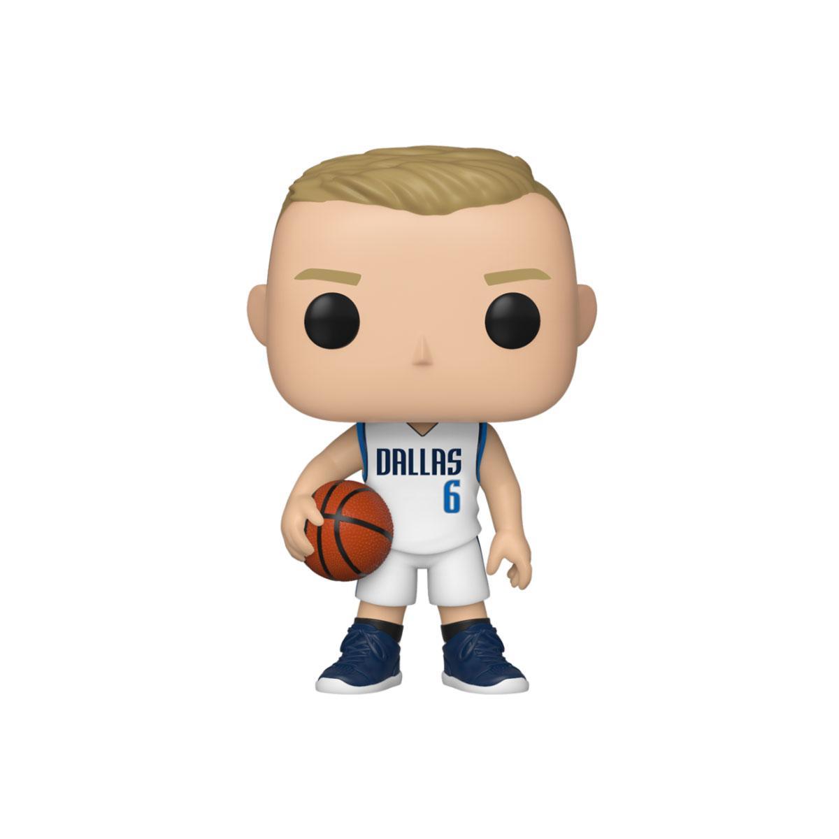 NBA POP! Sports Vinyl Figure Kristaps Prozingis (Dallas Mavericks) 9 cm