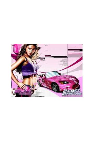 2 Fast 2 Furious Diecast Model 1/43 2000 Honda S2000