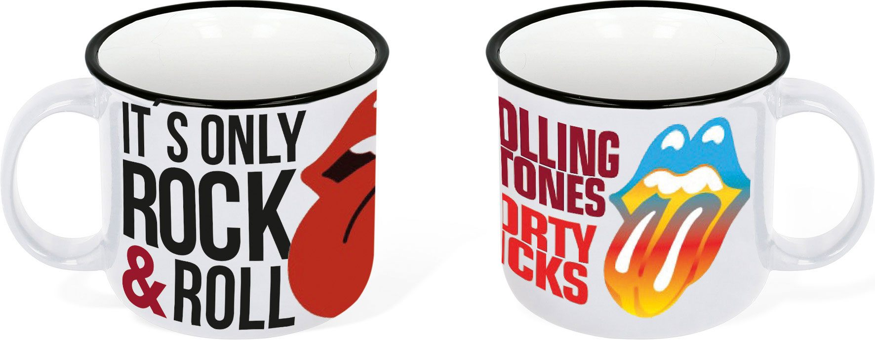 The Rolling Stones Mug Case 40 Licks (12)