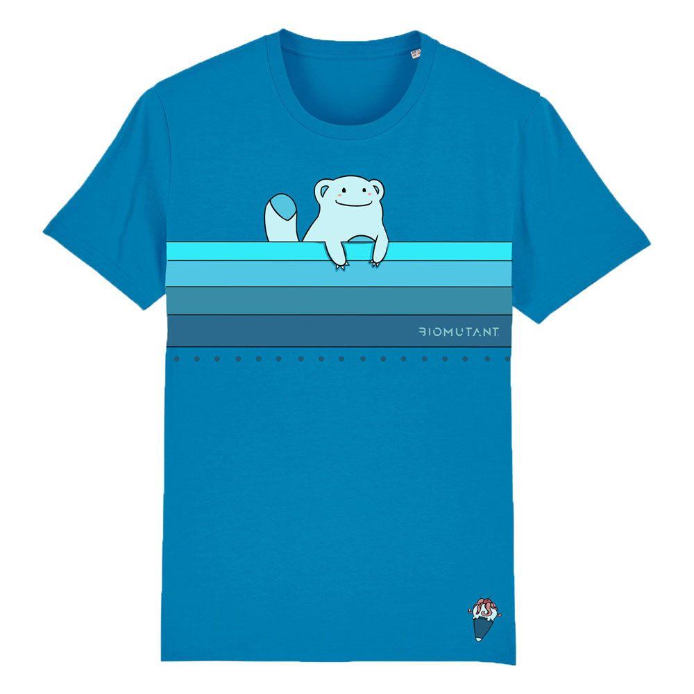 Biomutant T-Shirt Vending Machine Guy Size L