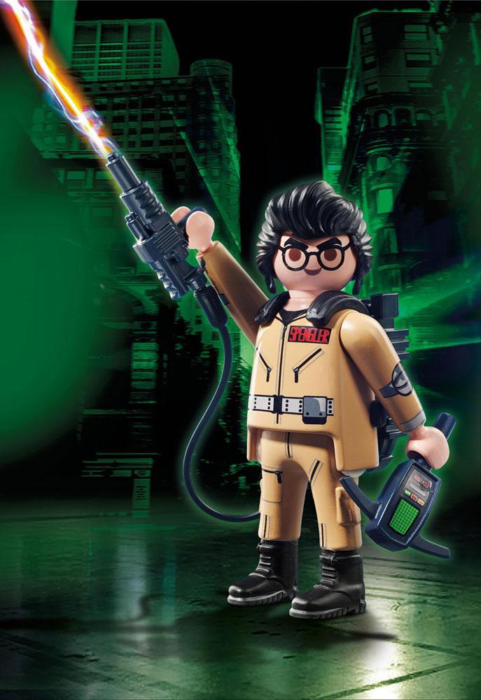 Playmobil Ghostbusters Collectible Figure Egon Spengler 15 cm