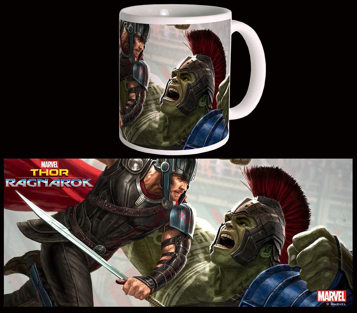 Thor Ragnarok Mug Gladiators