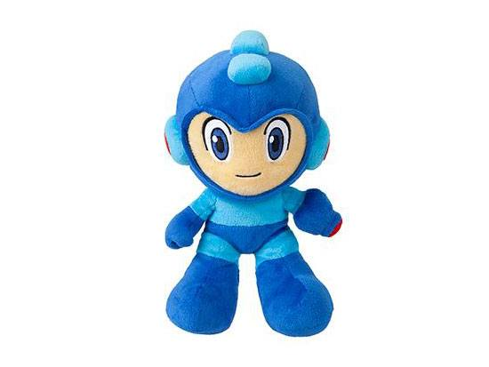 Mega Man Plush Figure Mega Man 25 cm