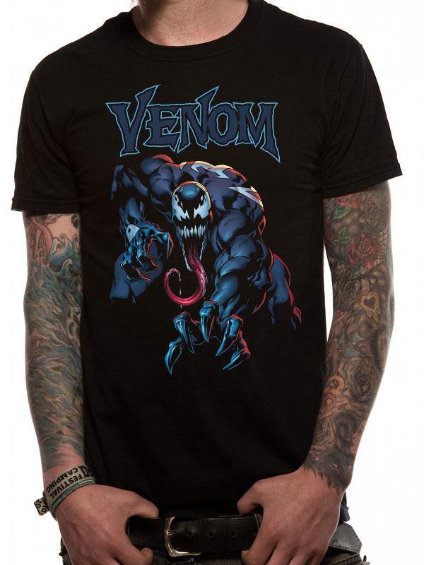 Venom T-Shirt Grab Size M