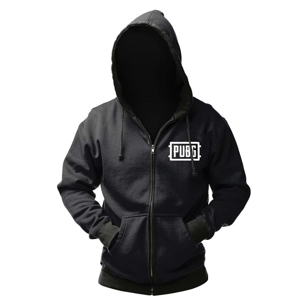 Playerunknown's Battlegrounds (PUBG) Hooded Sweater Logo Size S