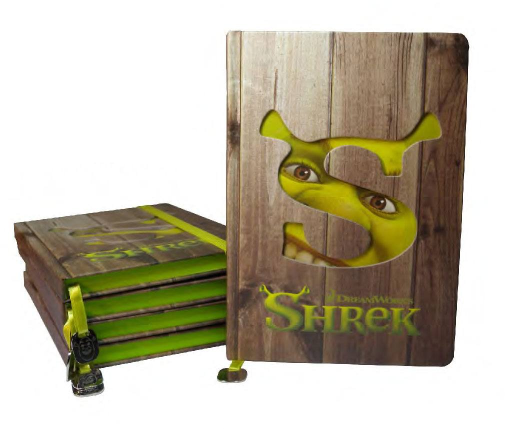 Shrek Notebook A5 Shrek