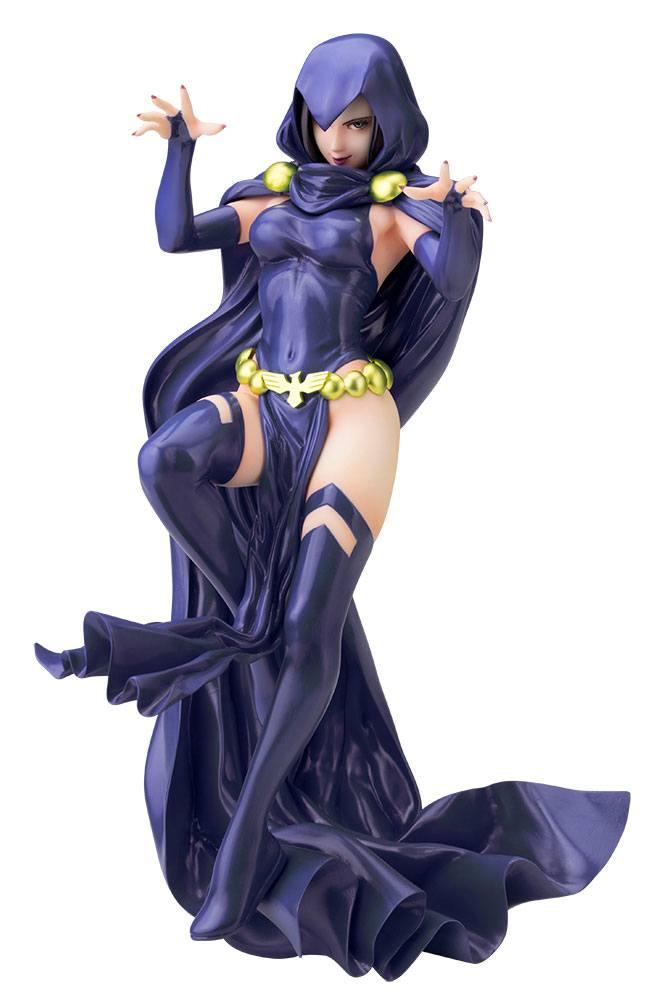 DC Comics Bishoujo PVC Statue 1/7 Raven 2nd Edition 23 cm