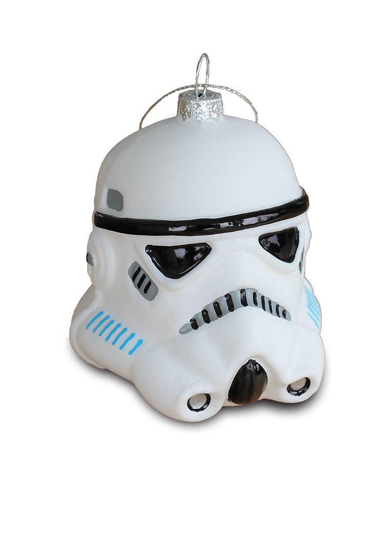 Star Wars Glass Ornament Stormtrooper 8 cm