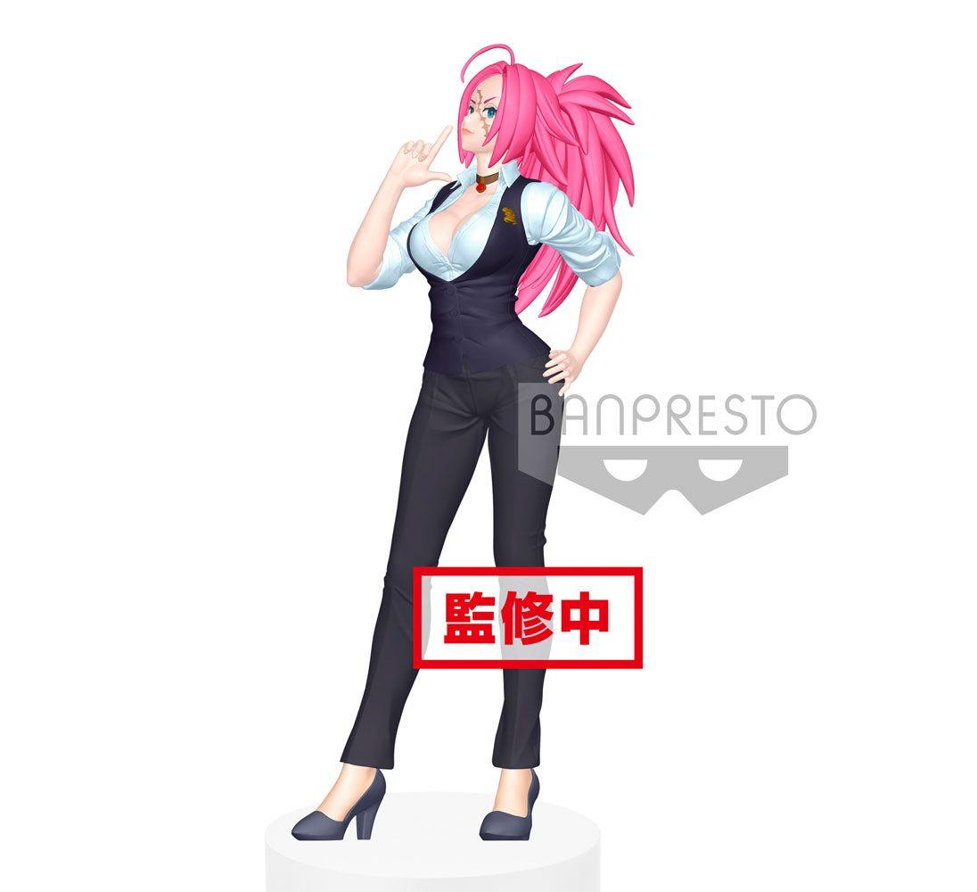 Fate/Extra Last Encore EXQ PVC Statue Rider 22 cm