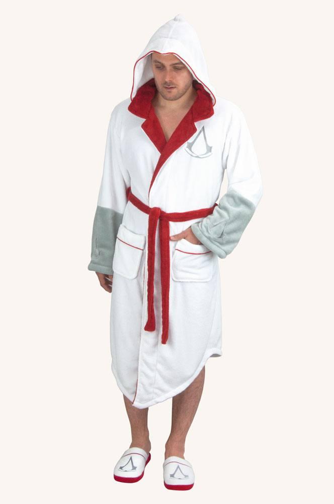 Assassin's Creed Fleece Bathrobe Master Assassin