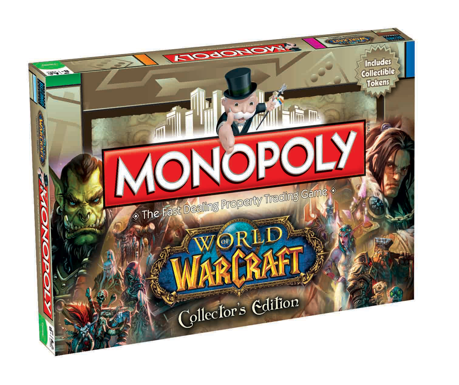World of Warcraft Board Game Monopoly *English Version*