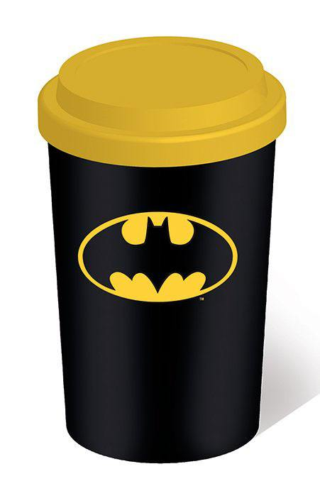 DC Comics Travel Mug Batman Logo