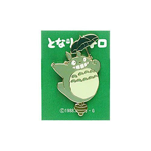 My Neighbor Totoro Pin Badge Big Totoro Flying