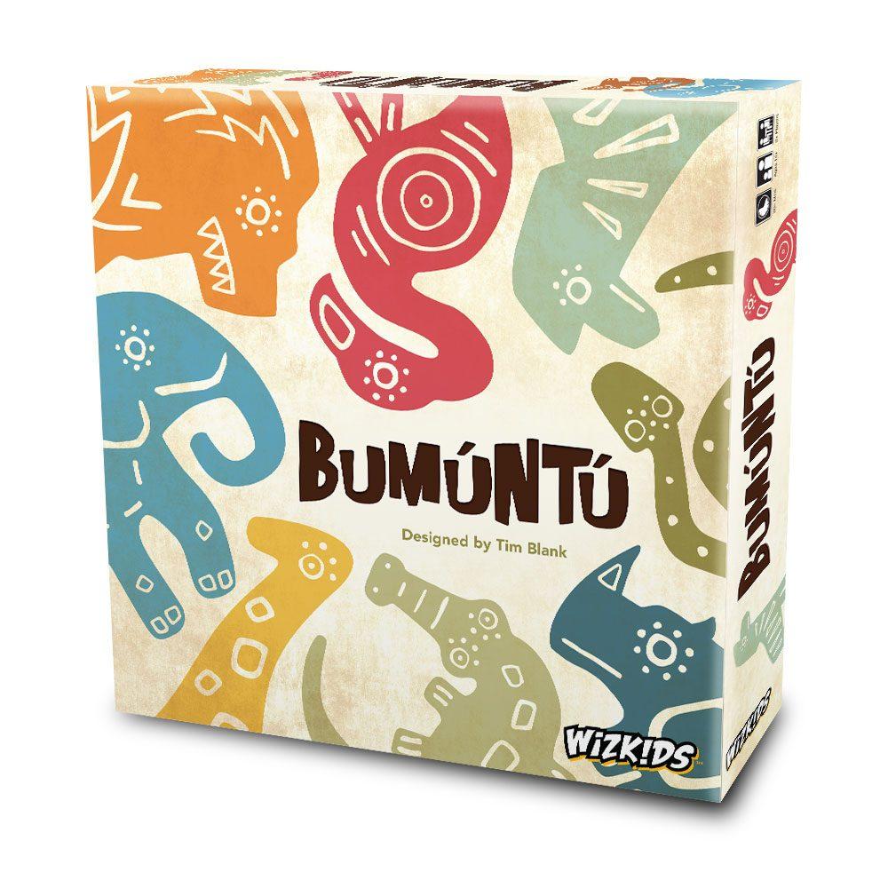 WizKids Board Game Bumuntu *English Version*