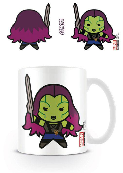 Marvel Comics Mug Kawaii Gamora