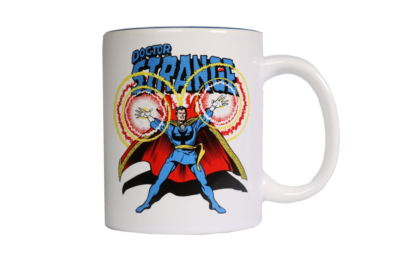 Doctor Strange Mug Lightning