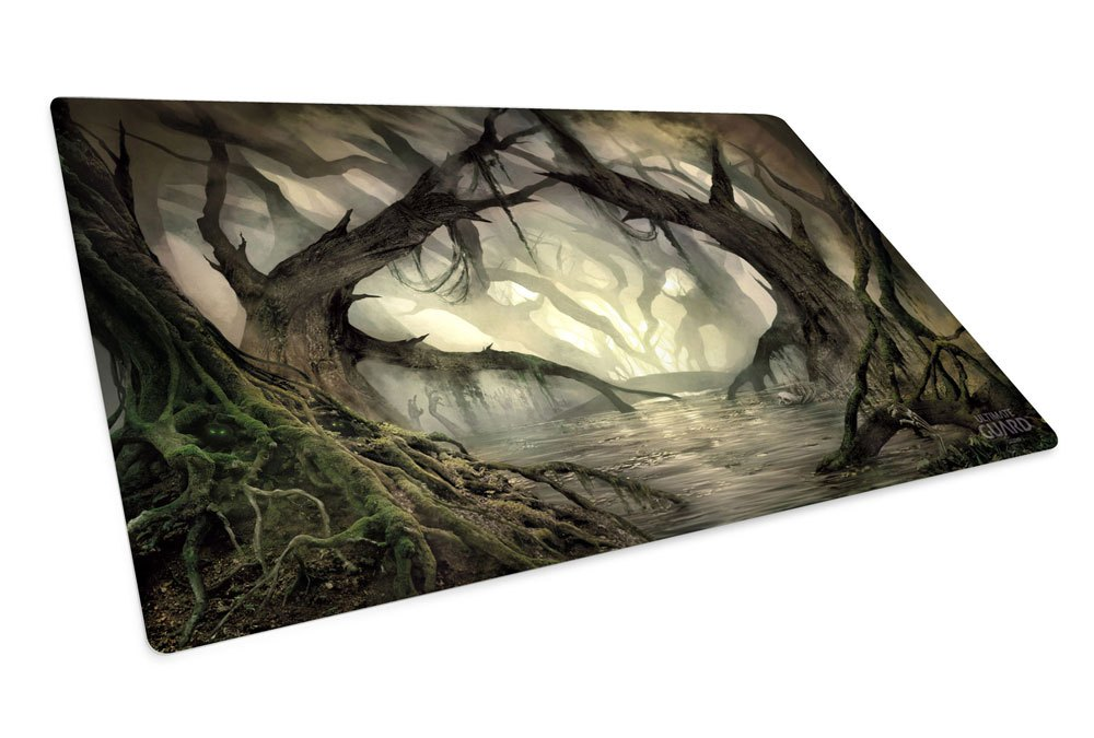 Ultimate Guard Play-Mat Lands Edition Swamp I 61 x 35 cm