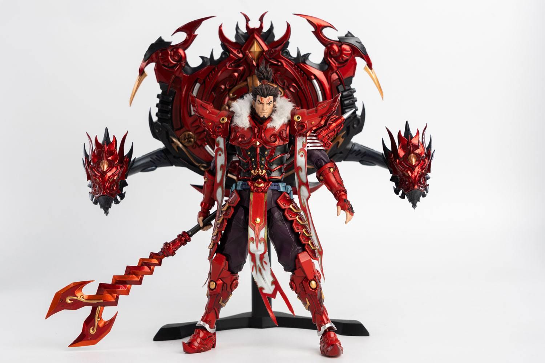 Honor of Kings Action Figure Zhang Fei 16 cm