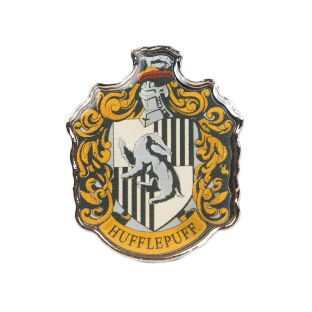 Harry Potter Enamel Badge Hufflepuff Case (12)
