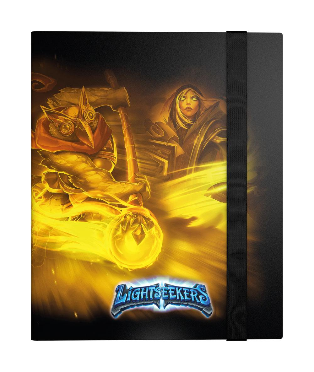Lightseekers 18-Pocket FlexXfolio Astral