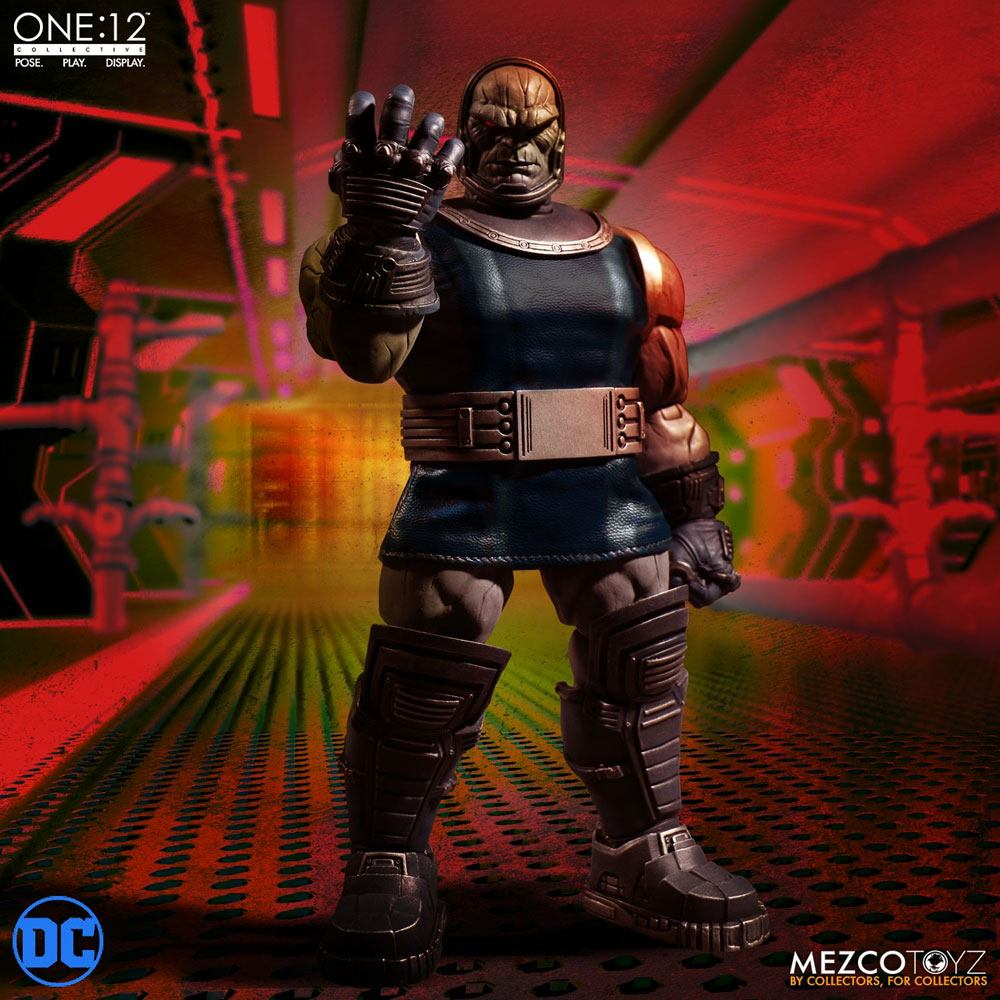 DC Comics Light-Up Action Figure 1/12 Darkseid 20 cm