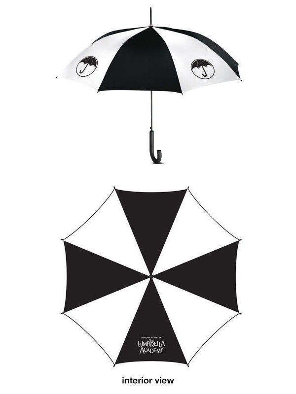 The Umbrella Academy Umbrella Logo