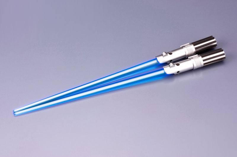 Star Wars Light Up Chopsticks Luke Skywalker Lightsaber