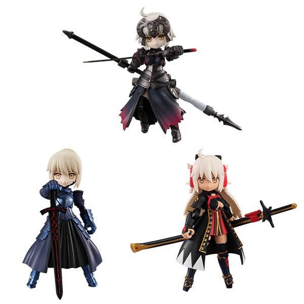 Fate/Grand Order Desktop Army Figures 8 cm Assortment Vol. 4 (3)