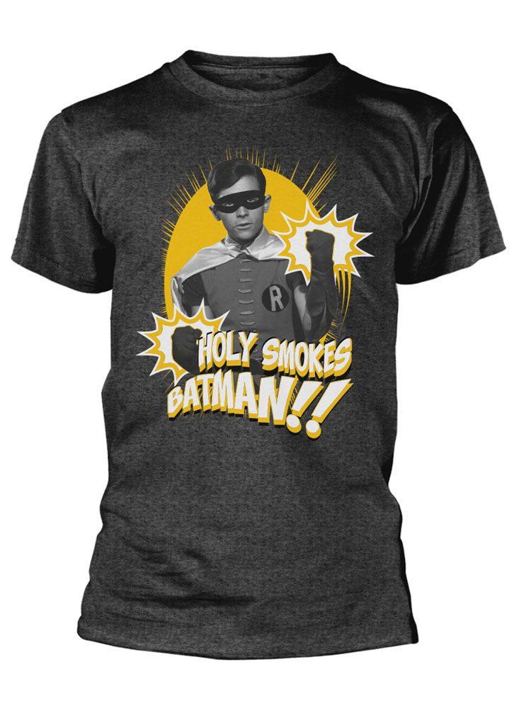 DC Comics T-Shirt Robin Holy Smokes Size XL