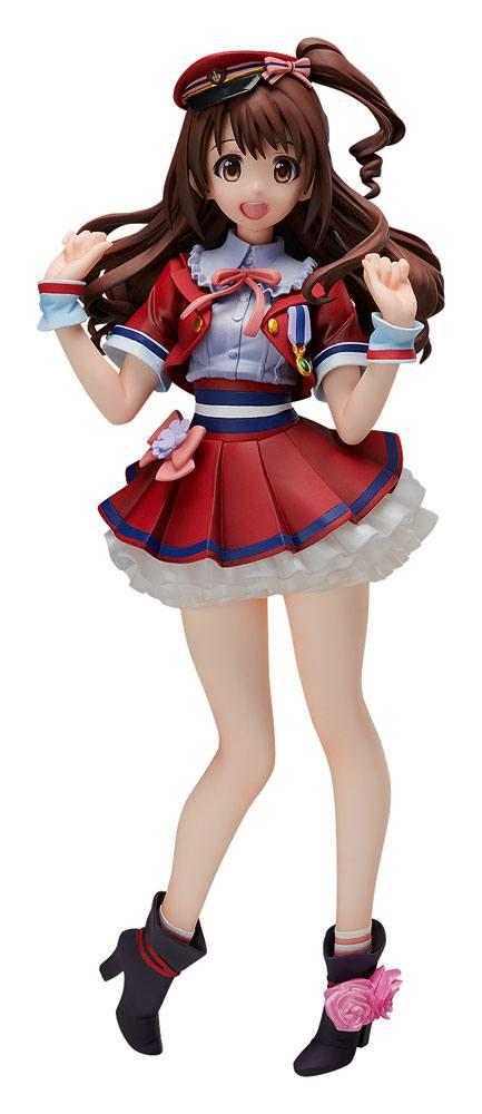 Idolmaster Cinderella Girls PVC Statue 1/8 Uzuki Shimamura New Generations Ver. 22 cm