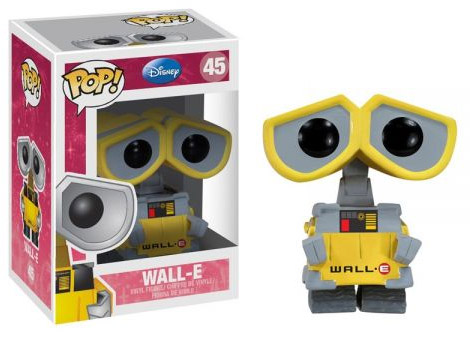 Wall-E POP! Vinyl Figure Wall-E 10 cm