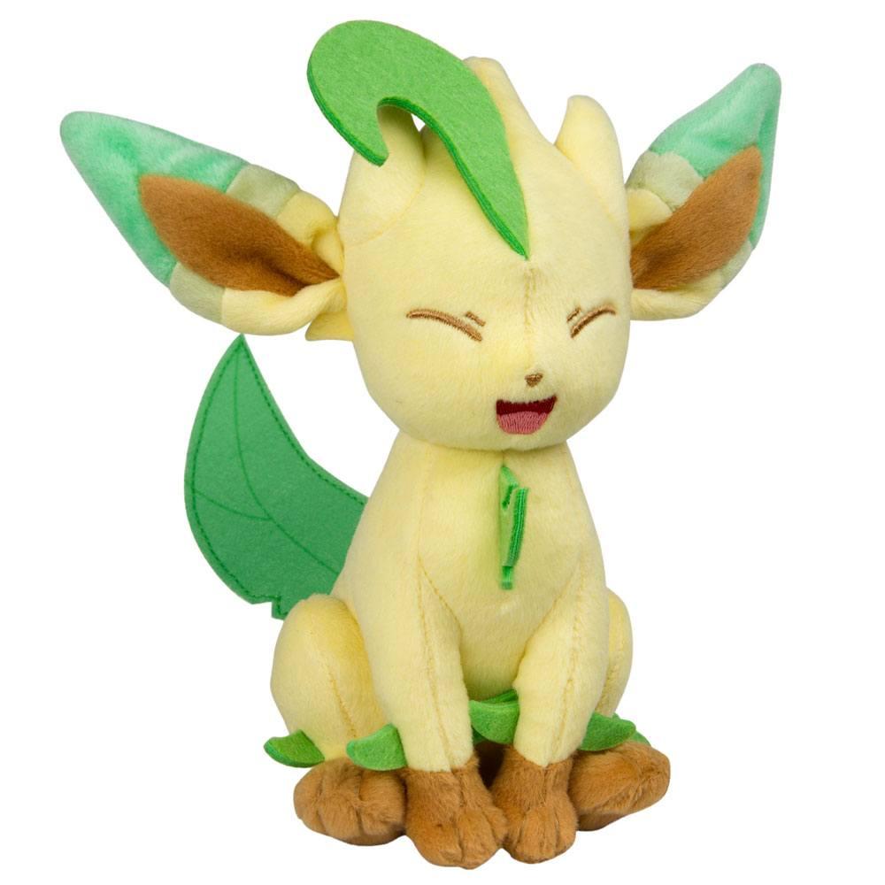 Pokemon Plush Figure Leafeon 20 cm